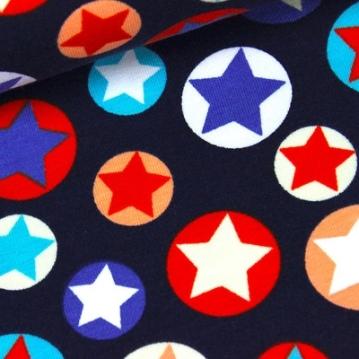 Circle Star dunkelblau