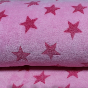 fleece pink sterne