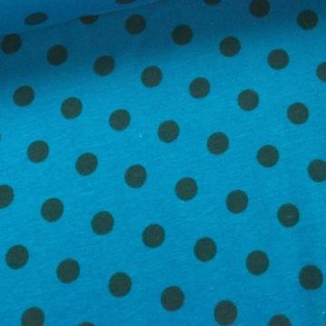 Punkte blau dkgrün