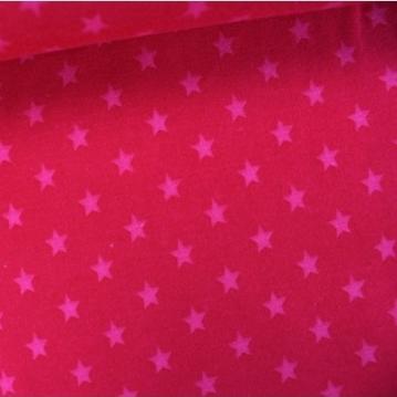 Sterne rot rosa